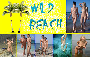 Wild Beach - Nude Beach EXCLUSIVE Sex Nude Girl