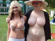 Nudist mature moms with young girls