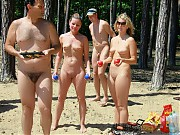 Sext Amateur Women Enjoy Being Naked at Naturist Beaches on the Seashores and Naturist Camps Watch Public Nudity