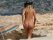 A great deal of nude women, naked beach, nude woman at nudist beach